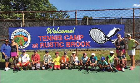 Ramapo Tennis at Rustic Brook